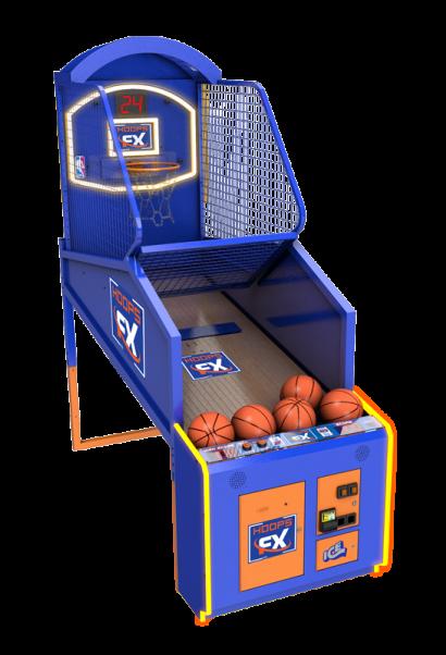 Hoops FX - Single Cabinet