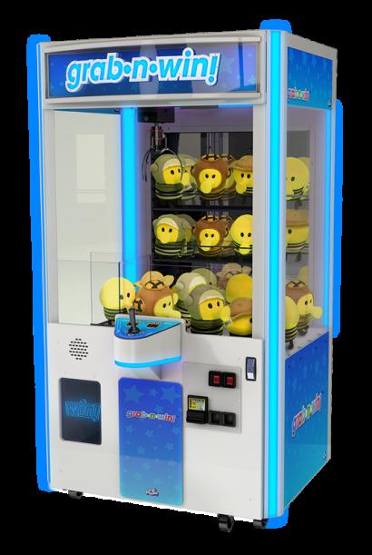 Grab 'N' Win - Single Cabinet
