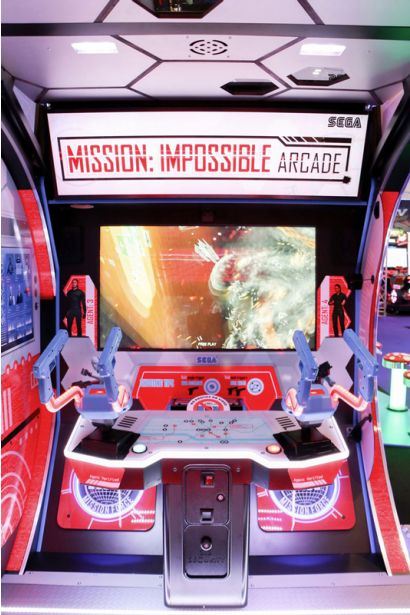 Mission: Impossible Arcade - A player's perspective