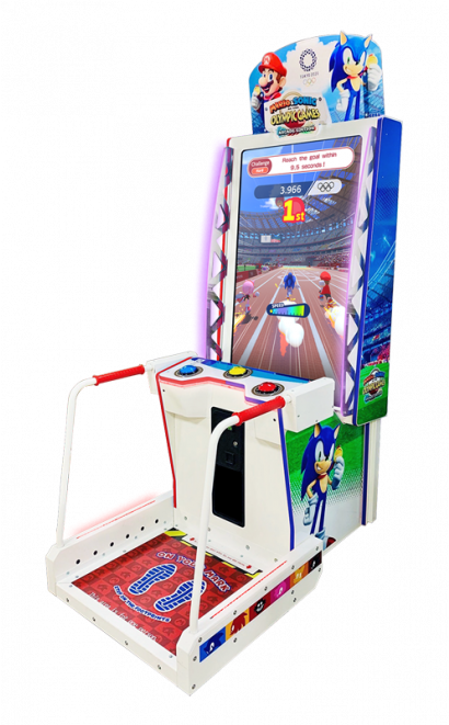 Mario & Sonic at the Olympic Games Tokyo 2020 Arcade Edition - Single Cabinet