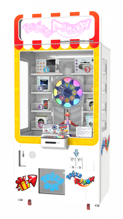 Prize Arrow - Single Cabinet