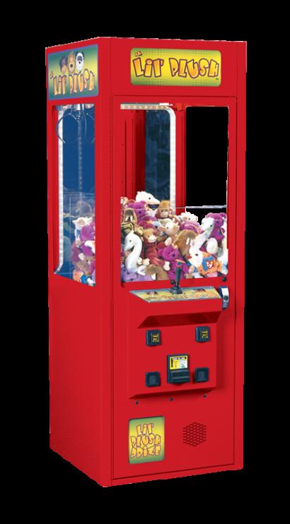 Lil Plush Crane - Single Cabinet