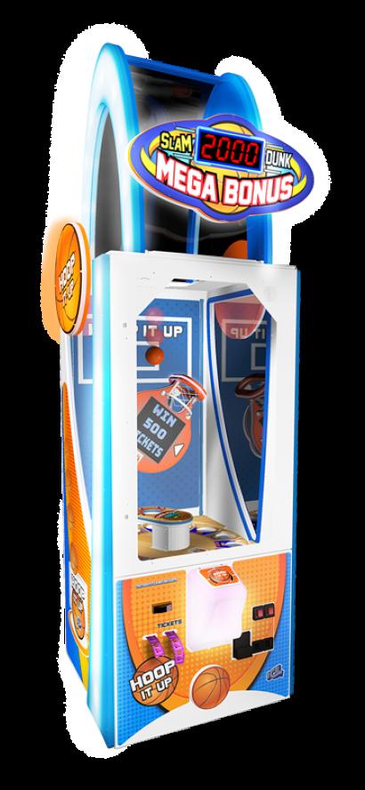 Hoop It Up - Single Cabinet