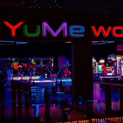 YUME WORLD