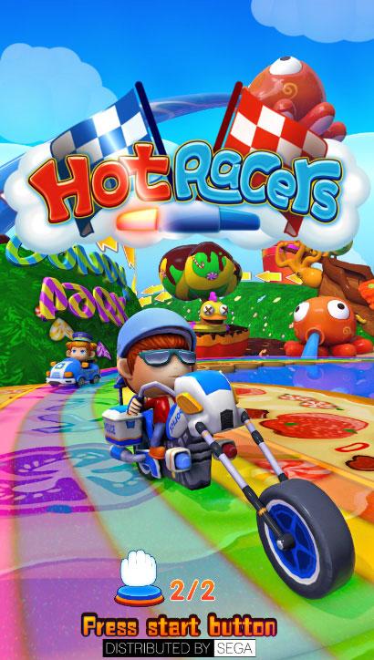 Hot Racers - Car Driver